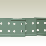 Aqua Gro- Tray 1'x1′ (Set of 4)