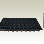 Seedling Tray (4) with 200 Net pots