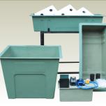 Aquaponics – 3x Raft System