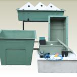 Aquaponics -3x CHOP System