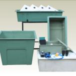 Aquaponics -4x CHOP System