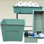 Aquaponics – 4x Raft System